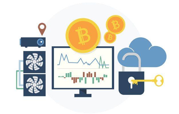blockchain produzione
