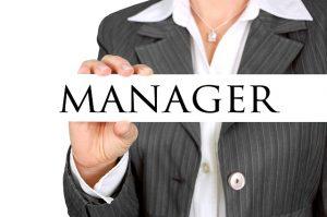 il manager digitale in una piattaforma LMS