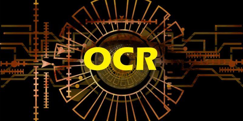 Software OCR